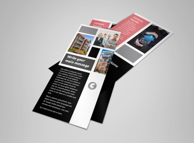 printing realestate templates