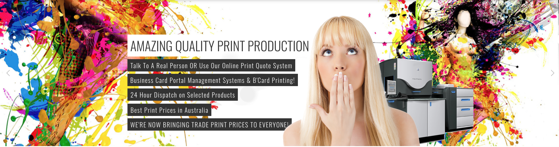 online brochure printing, book printing and magazine printing